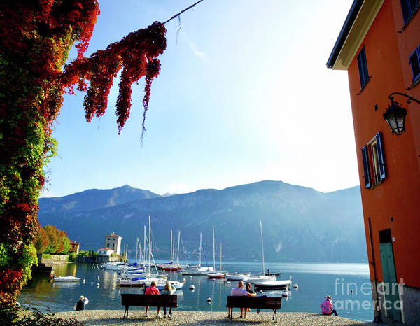 Wall Art - Photograph - The Colors Of Lake Como by DAC Photo