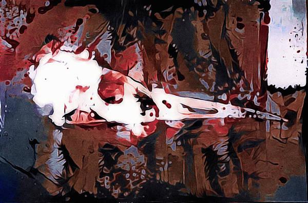 Photograph - The Coming Plague by Susan Maxwell Schmidt