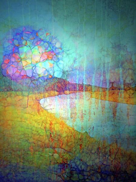Cheery Digital Art - The Compassionate Tree by Tara Turner