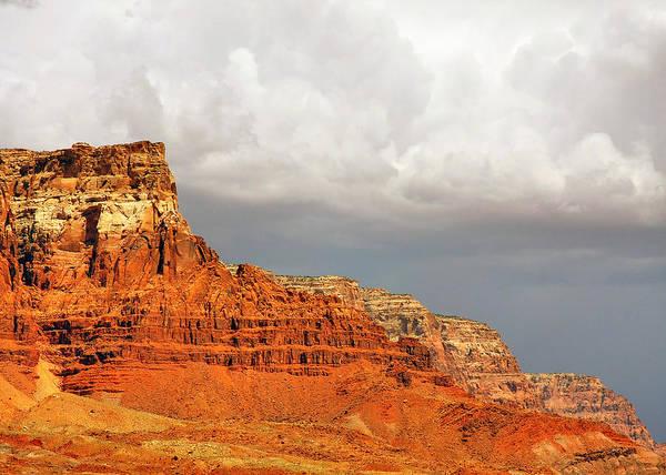 Vermilion Cliffs National Monument Photograph - The Condor's Land by Christine Till