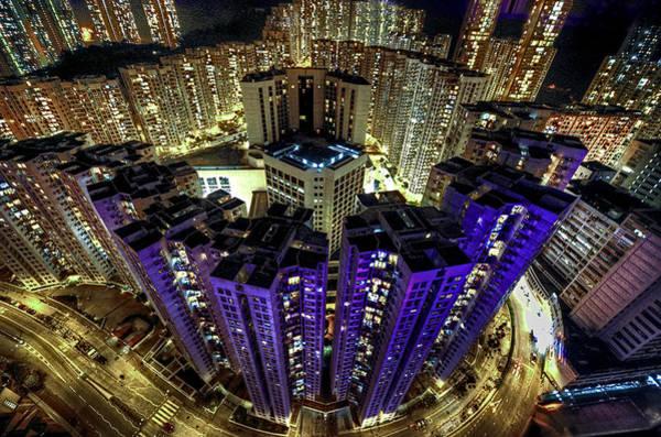 Blade Runner Photograph - The Core by Jon  Sheer