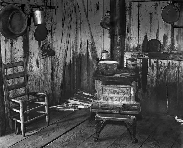 Photograph - The Corner Kitchen by Gene Parks