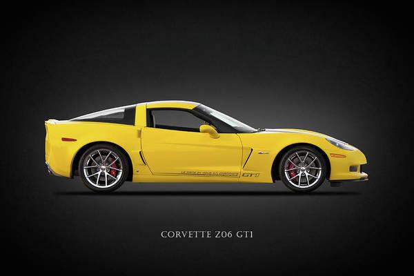 Wall Art - Photograph - The Corvette Z06 Gt1 by Mark Rogan