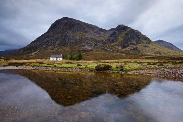 Photograph - The Cottage by Stephen Taylor