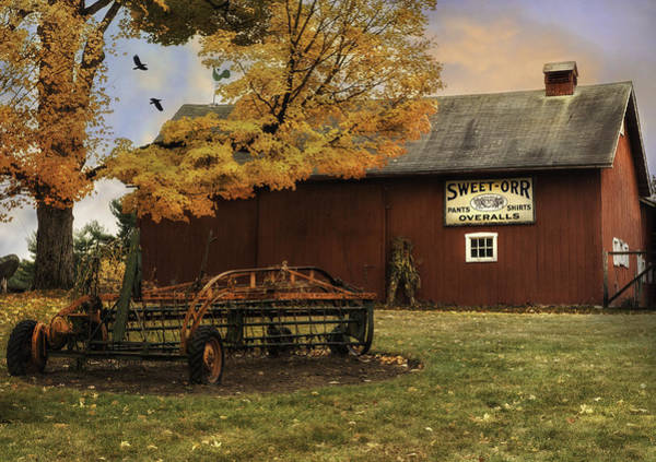 Wall Art - Photograph - The Country Tack Shop by T-S Fine Art Landscape Photography