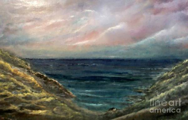 Wall Art - Painting - The Cove 2 by Paul Rowe