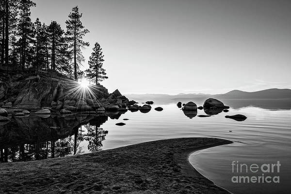 Wall Art - Photograph - The Cove by Jamie Pham