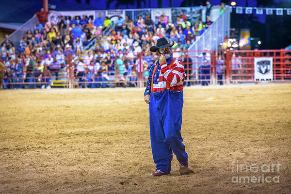 Prca Wall Art - Photograph - The Cowboy Savior by Rene Triay Photography