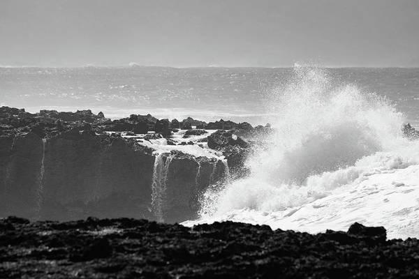 Photograph - The Crash by Michael Scott