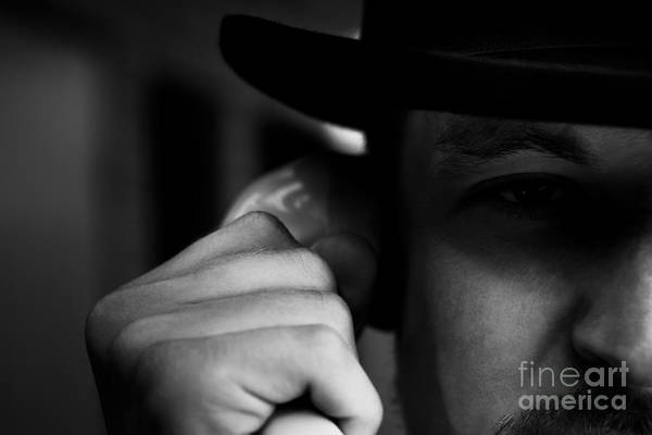 Wall Art - Photograph - The Crime Boss by Jorgo Photography - Wall Art Gallery