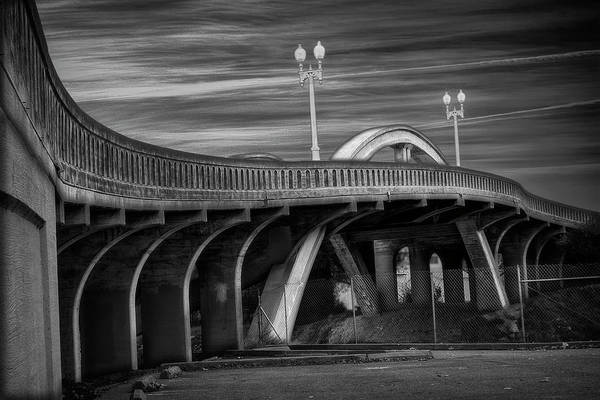 Photograph - The Crooked Bridge by Wes Jimerson