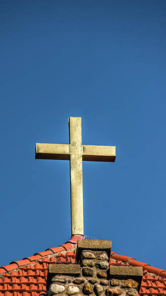 Photograph - The Cross by Onyonet  Photo Studios