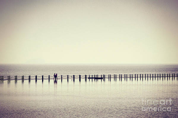 Weston Photograph - The Crossing by Colin and Linda McKie