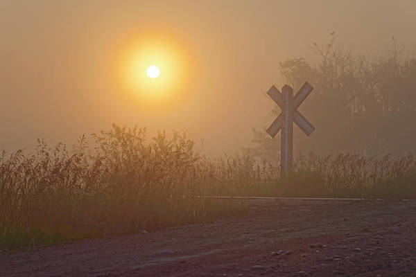Photograph - The Crossing by Dan Jurak