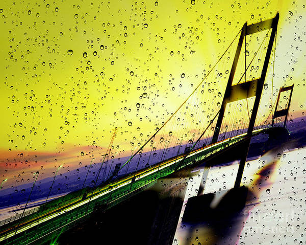Photograph - The Crossing by Edmund Nagele