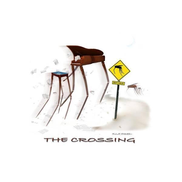 Grand Piano Digital Art - The Crossing Se by Mike McGlothlen