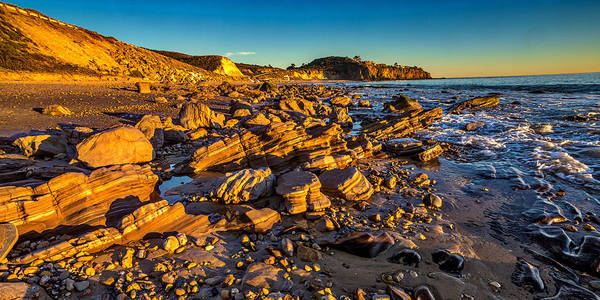 Crystal Coast Photograph - The Crystal Cove by Peter Tellone