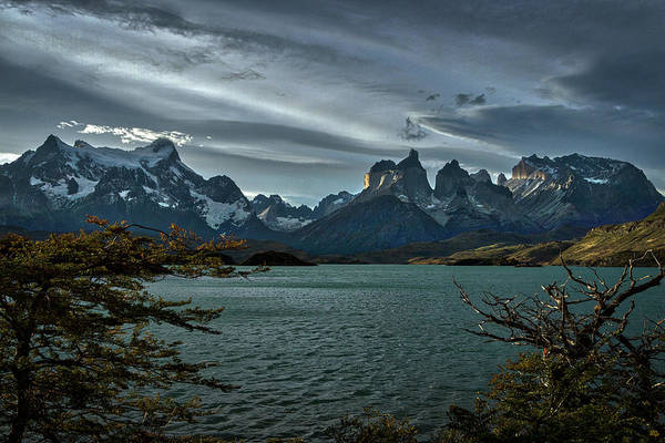 Photograph - The Cuernos And Lake Pehoe #3 - Chile by Stuart Litoff