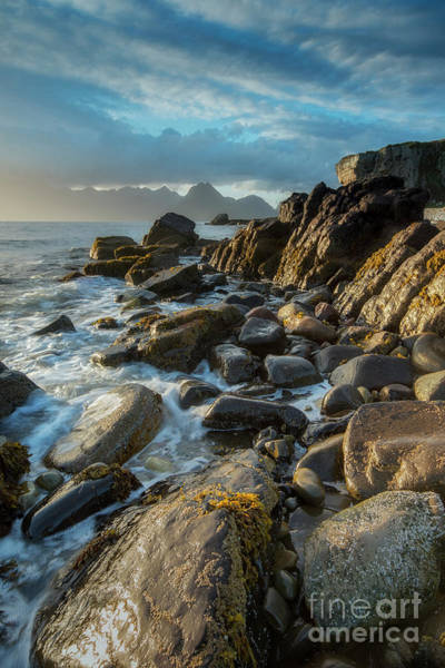 The Cuillin From Elgol Art Print