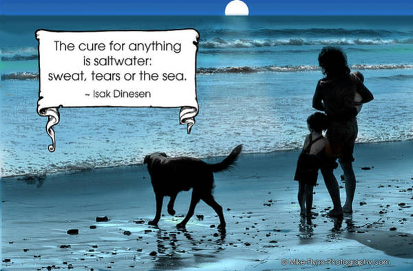 Wall Art - Photograph - The Cure For Anything by Mike Flynn