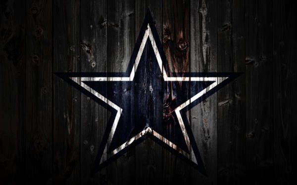 Wall Art - Mixed Media - The Dallas Cowboys 2a by Brian Reaves