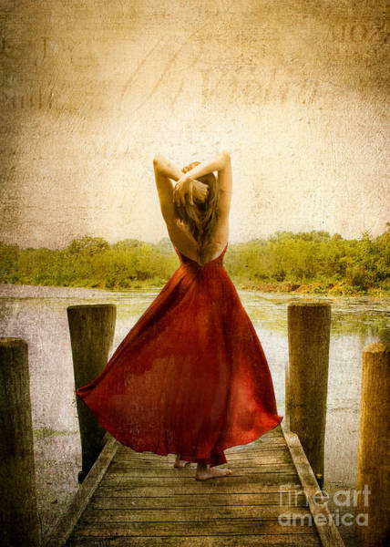 Photograph - The Dance by Alissa Beth Photography
