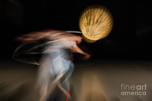 Photograph - The Dancer by Bruno Spagnolo