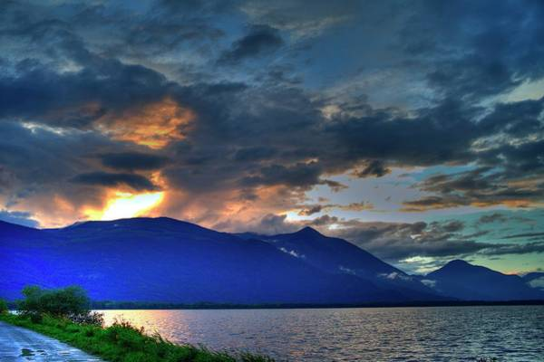 Photograph - The Darkwoods And Kootenay Lake by Lawrence Christopher