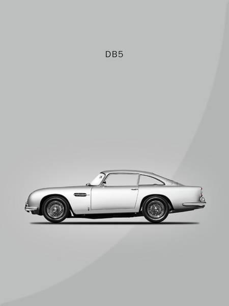 Db5 Wall Art - Photograph - The Db5 by Mark Rogan