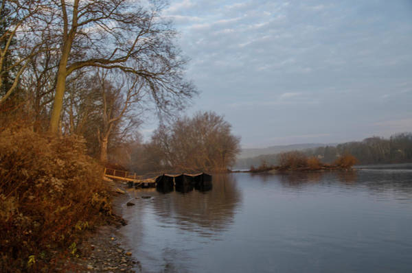Wall Art - Photograph - The Delaware River At Washingtons Crossing by Bill Cannon