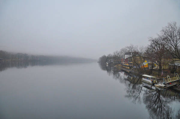 Wall Art - Photograph - The Delaware River - New Hope Bucks County Pa by Bill Cannon