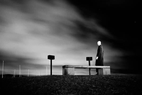 Wall Art - Photograph - The Depleted Self by Bendik Johan Stalsett Folleso