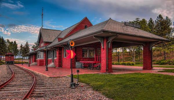 Photograph - The Depot by Dale Kauzlaric