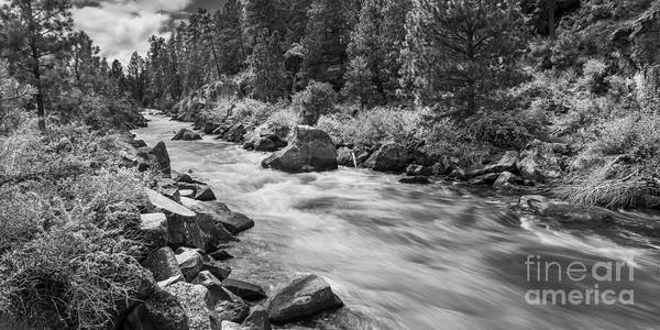 Whitewater Falls Photograph - The Deschutes River Panorama by Twenty Two North Photography