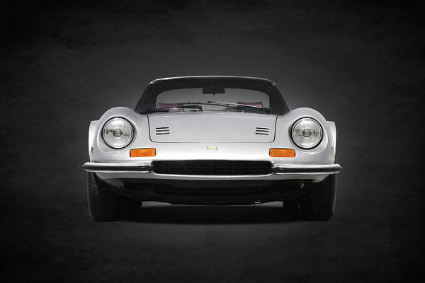 Wall Art - Photograph - The Dino 246gts by Mark Rogan
