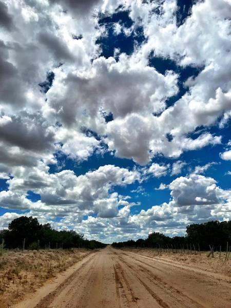 Photograph - The Dirt Road Detour To Heaven by Brad Hodges