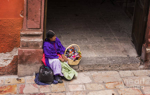 Architectural Details Photograph - The Doll Peddler by Juli Scalzi