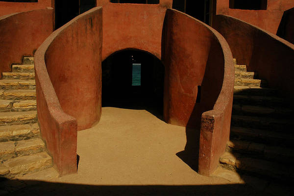 Dakar Photograph - The Door Of No Return On Goree Island by Bobby Model