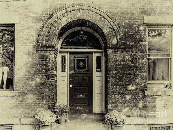 Photograph - The Door by William Norton