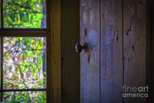 Door To Door Photograph - The Doorway To Spring by Mitch Shindelbower