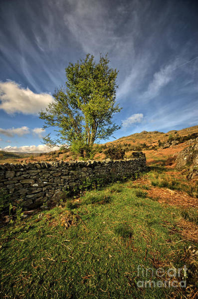 Wall Art - Photograph - The Duddon Valley by Smart Aviation