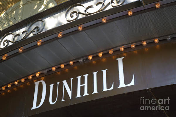Photograph - The Dunhill  by Patrick M Lynch