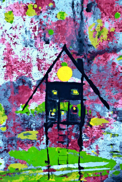 Painting - The Dwelling by 'REA' Gallery