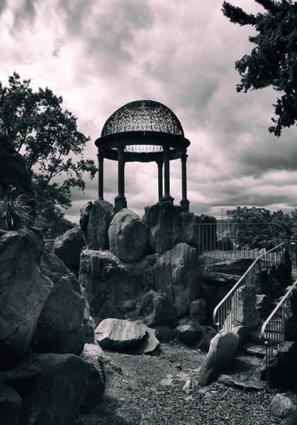 Gazebo Photograph - The Eagle's Nest by Jessica Jenney