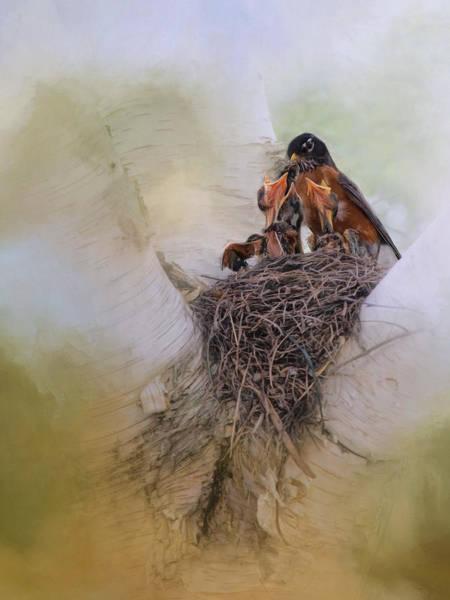 Photograph - The Early Birds by Robin-Lee Vieira