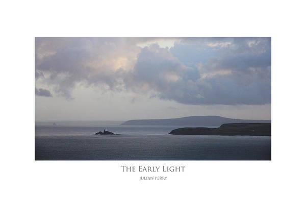 Digital Art - The Early Light by Julian Perry