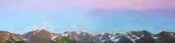 Wall Art - Digital Art - The Earth's Shadow II by Jon Glaser