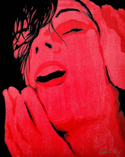 The Ecstasy Art Print