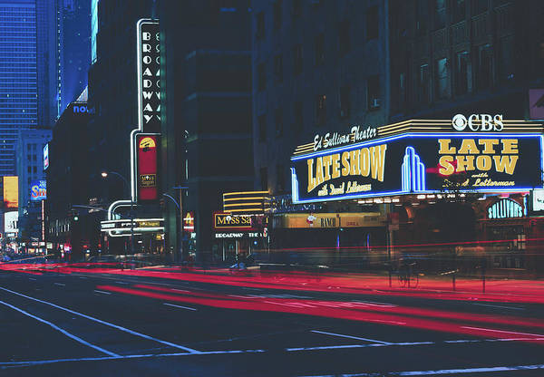 Wall Art - Photograph - The Ed Sullivan Theatre - New York City by Library Of Congress