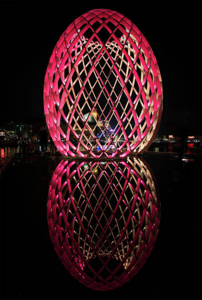 Photograph - The Egg by Mark Dodd